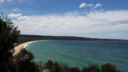 Aslings Beach, Eden
